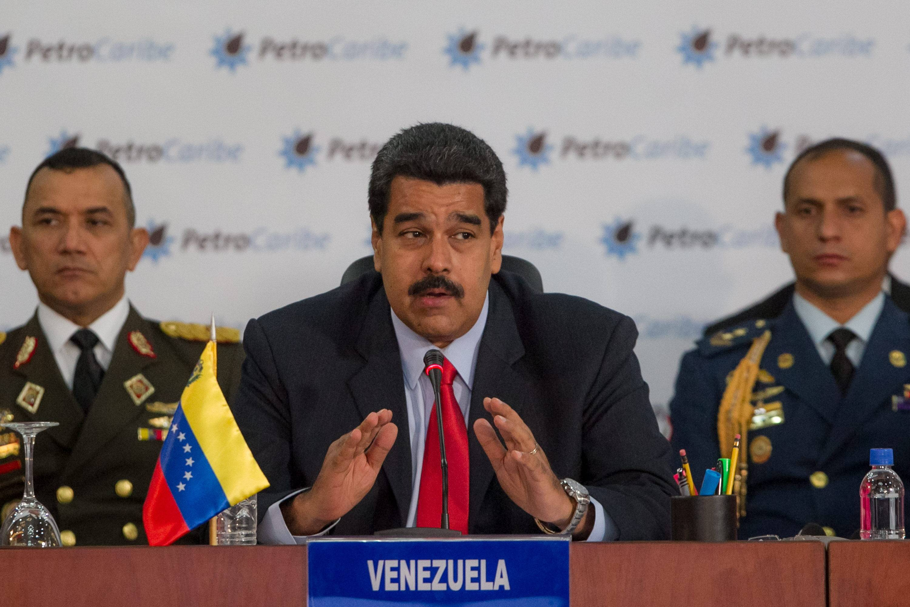 Smart sanctions à l'oeuvre au Venezuela