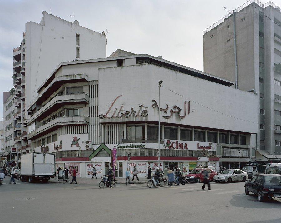 Liberté, Casablanca