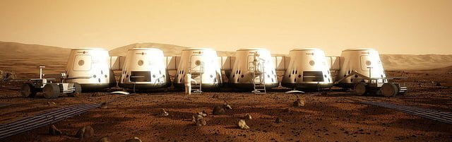 Mars One - © Flickr