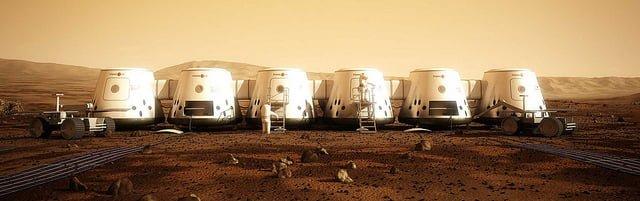Mars One - © Flickr