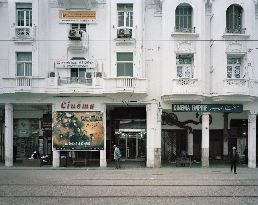 Cinéma Empire et ABC, Casablanca