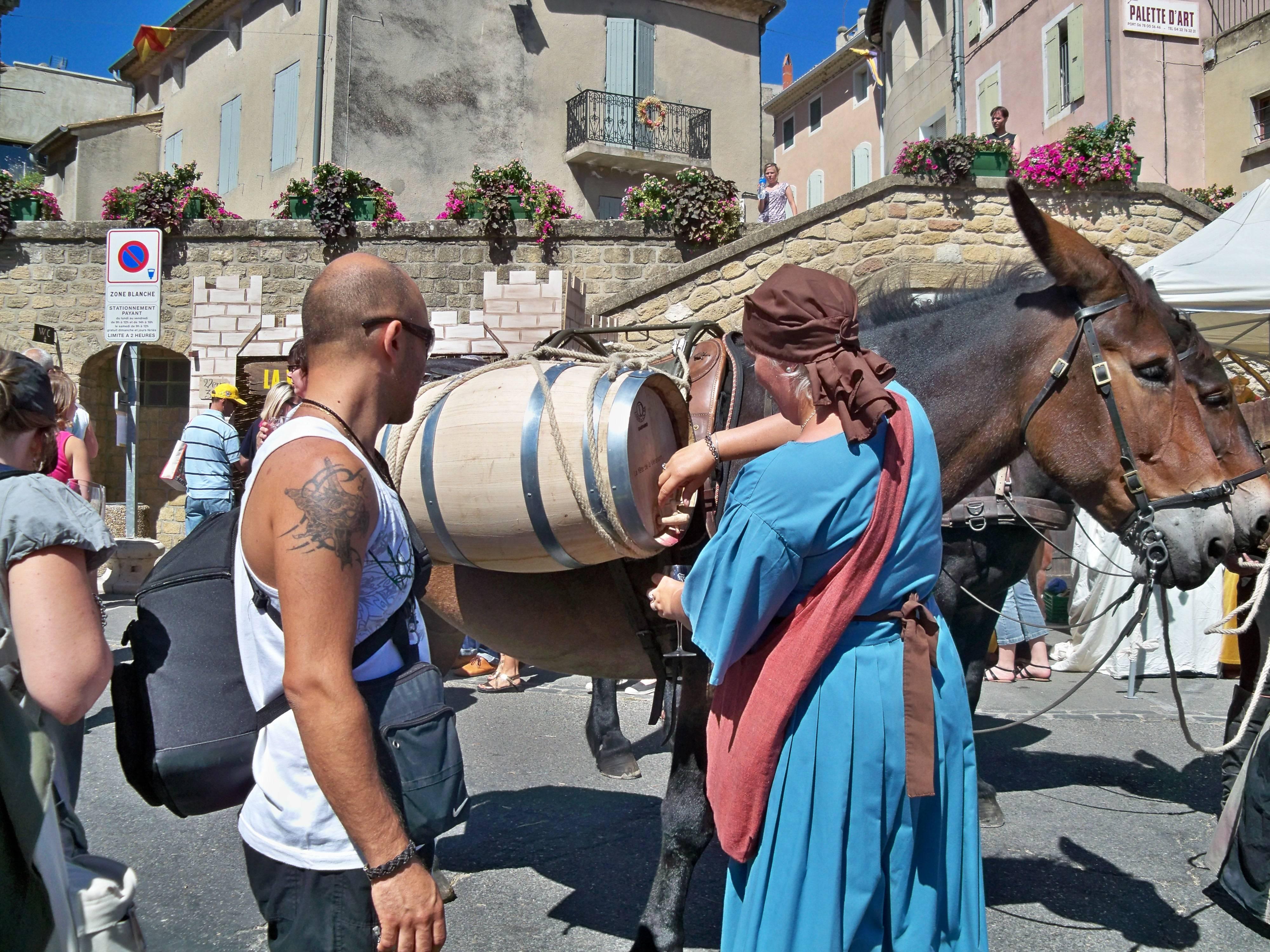 © Véronique Pagnier / Wikipédia - Retour aux traditions