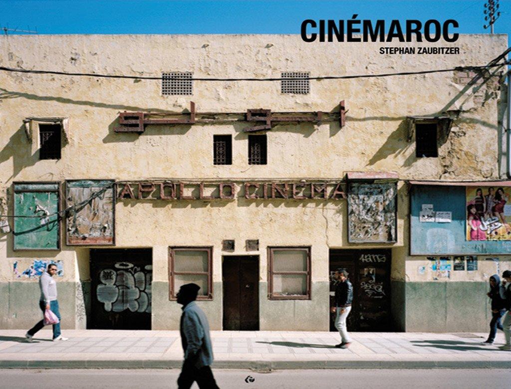 © Couverture de CinéMaroc