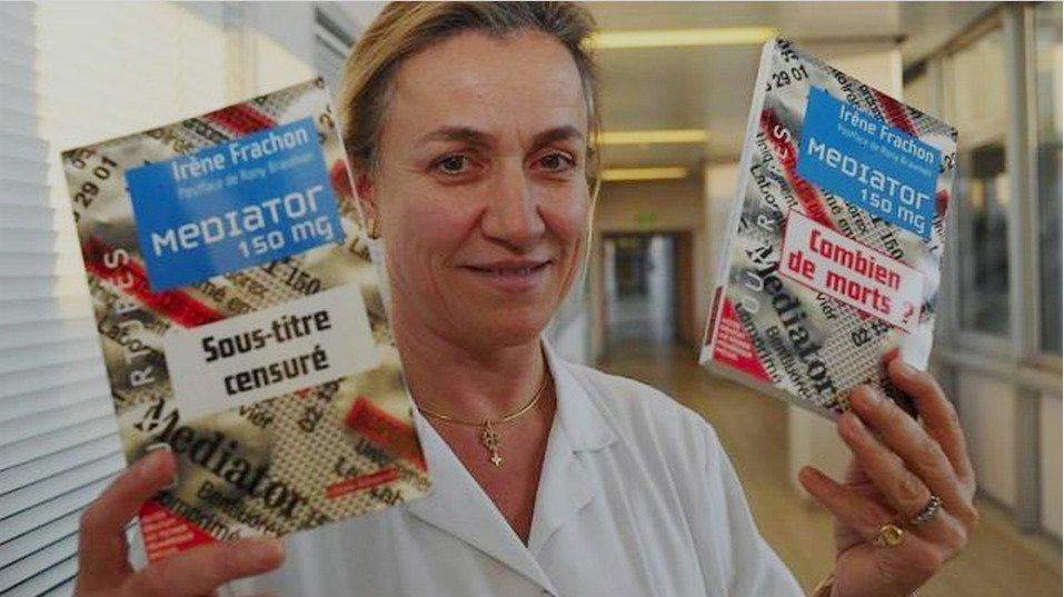 Irène Frachon : médecin de profession, lanceur d'alerte par conviction