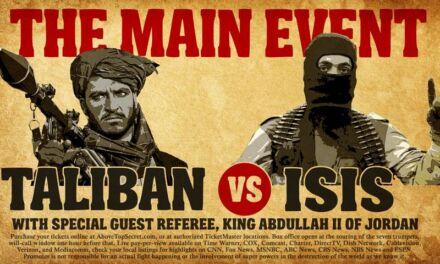 L'Etat islamique et les Talibans se déclarent la guerre
