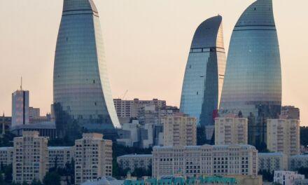 Bakou, Destination Sport
