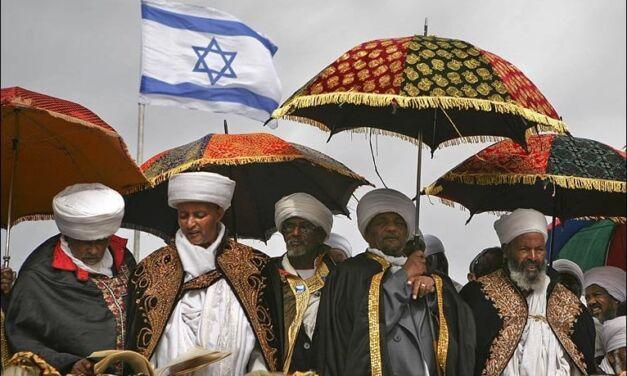 La situation des «Falashas» en Israël