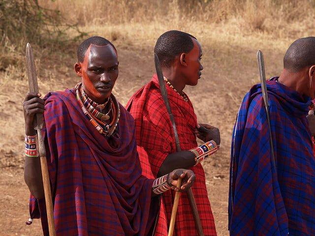 Les Masai d'Amboseli - © FlickR / Philip Sheldrake