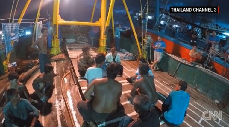L'esclavage moderne des pêcheurs indonésiens