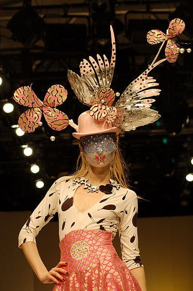 © Wikipedia / Printemps 2007 - Fashion Week de Londres