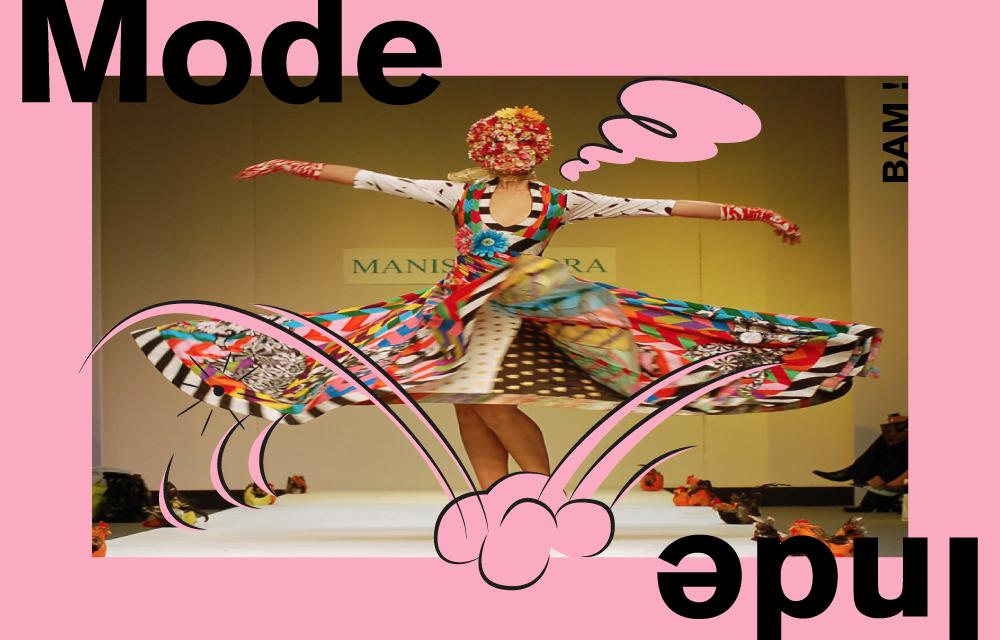 L'Inde sous le signe de la mode