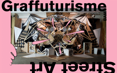 Le graffuturisme, l'avenir du street art?
